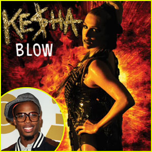 Ke$ha: 'Blow' Remix with B.o.B!
