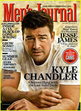 Kyle Chandler Covers 'Men's Journal' June 2011