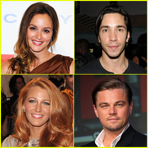 Leighton Meester & Justin Long: New Couple Alert?