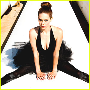 Lyndsy Fonseca: New Shoot with Tyler Shields!