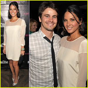 Olivia Munn: Uganda Project Fundraiser with Jason Ritter!