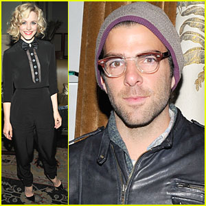 Rachel McAdams: 'Midnight in Paris' After Party!