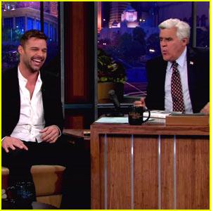 Ricky Martin: 'I'm Gay and I'm Very Happy'