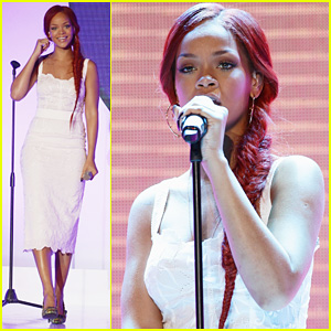 Rihanna: Nivea's 100th Annivers