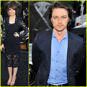 Rose Byrne: 'X-Men: First Class' Premiere with Jam