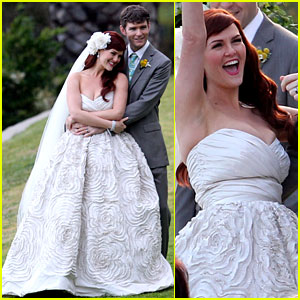Sara Rue Weds Kevin Price!