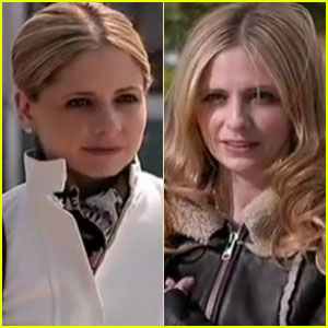 Sarah Michelle Gellar: 'Ringer' Extended Preview!