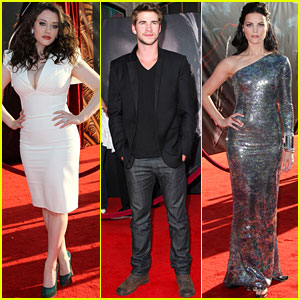 Thor Premiere: Jaimie Alexander and More!