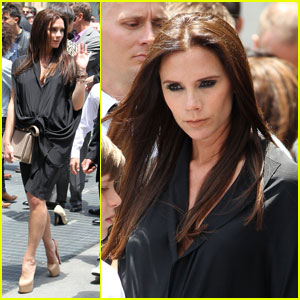 Victoria Beckham: Simon Fuller Is An 'Incredible Visionary'