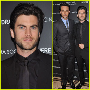 Wes Bentley: 'There Be Dragons' Screening!