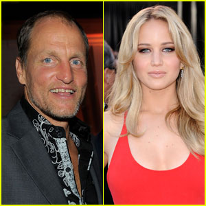 Woody Harrelson: Hunger Games' Haymitch Abernathy!