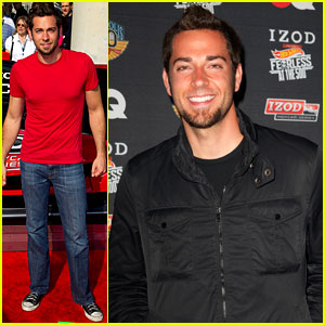 Zachary Levi: Indy 500 Weekend!