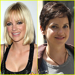 Anna Faris: Dark Cropped 'Do for 'Dictator'!