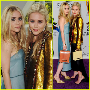 Ashley & Mary-Kate Olsen - CFDA Fashion Awards 2011