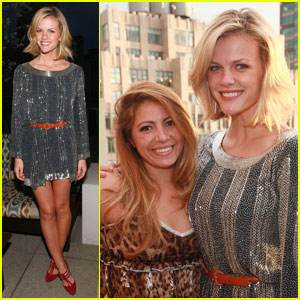 Brooklyn Decker: Shop It To Me Toast to Annie Ladino!