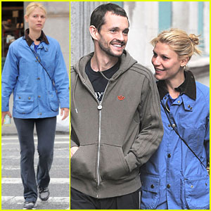 Claire Danes & Hugh Dancy: Soho Stroll