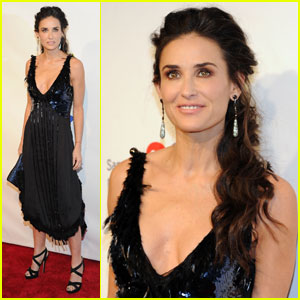 Demi Moore: Samsung Hope for Children Gala!