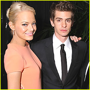 Emma Stone & Andrew Garfield: New Couple Alert?