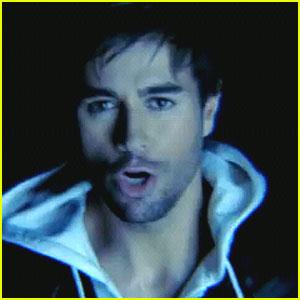 Enrique Iglesias & Usher: 'Dirty Dancer' Video!