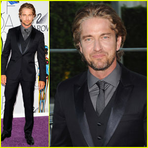 Gerard Butler - CFDA Fashion Awards 2011