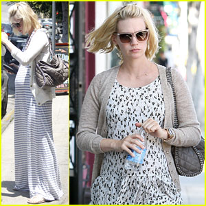 January Jones: Watch Shopping Continues!