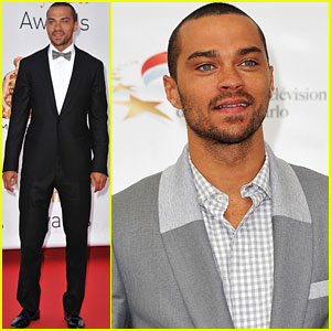 Jesse Williams: Monte Carlo TV Festival