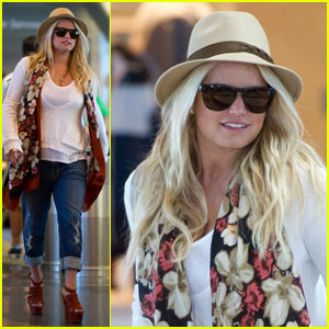 Jessica Simpson: It's the Best Year of My Life!