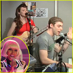 Karmin Covers Nicki Minaj's 'Super Bass'