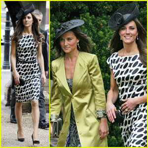 Kate &#038; Pippa Middleton: Friend's Wedding!