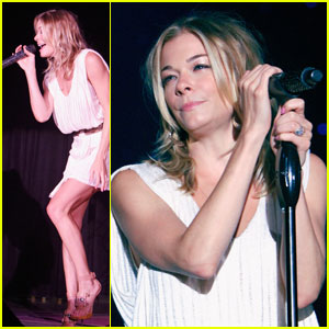 LeAnn Rimes: Superstar in Atlantic City!