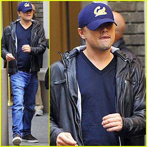 Leonardo DiCaprio: 'The Motherf--ker with the Hat'