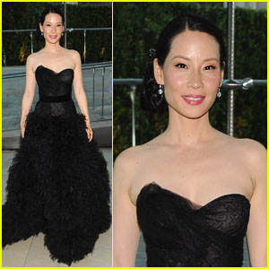Lucy Liu - CFDA Fashion Awards 2011