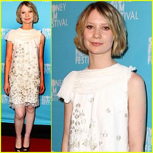 Mia Wasikowska: 'Jane Eyre' Syndey Premiere!