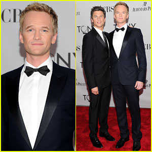 Neil Patrick Harris: Tony Awards 2011 with David Burtka!