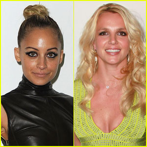 Nicole Richie: Britney Spears 'Slave 4 U' Dance-Off!