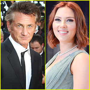 Scarlett Johansson & Sean Penn Split?