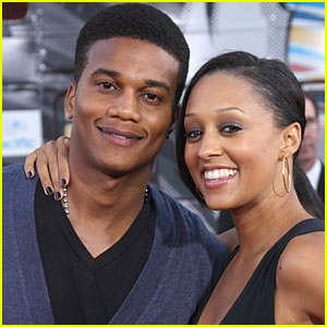 Tia Mowry & Cory Hardrict Welcome Baby Boy