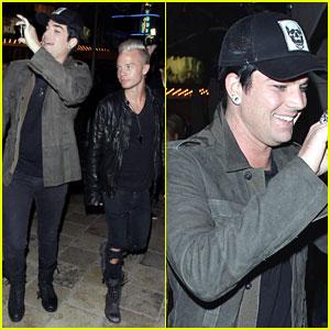 Adam Lambert & Sauli Koskinen: Grove Guys