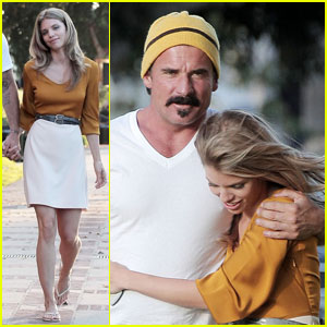 AnnaLynne McCord & Dominic Purcell: New Couple Alert!