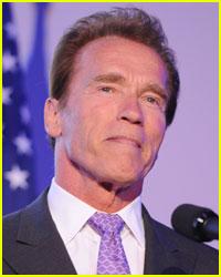 Arnold Schwarzenegger & Maria Shriver's Son Hospitalized