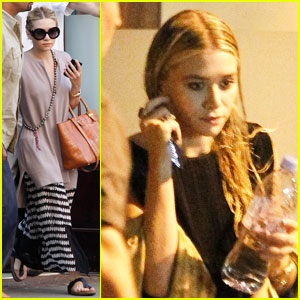 Ashley & Mary-Kate Olsen Exp
