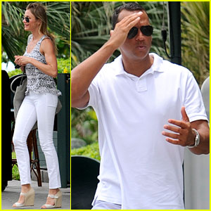 Cameron Diaz Celebrates Alex Rodriguez's Birthday!