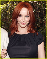 Nicholas Winding Refn: Christina Hendricks as Wonder Woman?