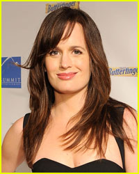 Elizabeth Reaser: Twilight's Cougar Fans Are 'Inappropriate'