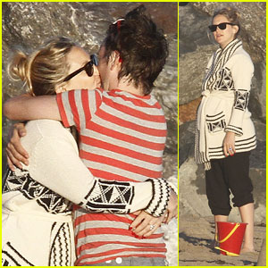 Kate Hudson & Matt Bellamy Explain Baby Bingham's Name