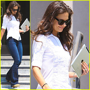 Katie Holmes: There's An App for That