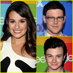 Lea Michele &#038; Chris Colfer Not Returning for 'Glee' Season 4