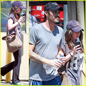 Megan Fox & Brian Austin Green: Pinches Taco's Twosome!