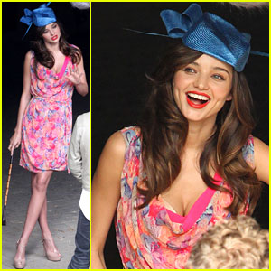 Miranda Kerr: 'Flynn is a Little Flirt!'