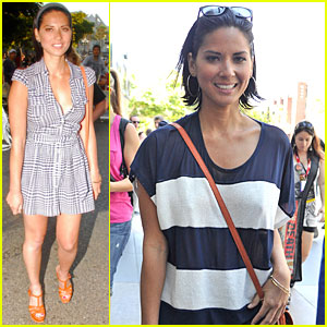 Olivia Munn: OMFG Meetup at Comic-Con 2011!